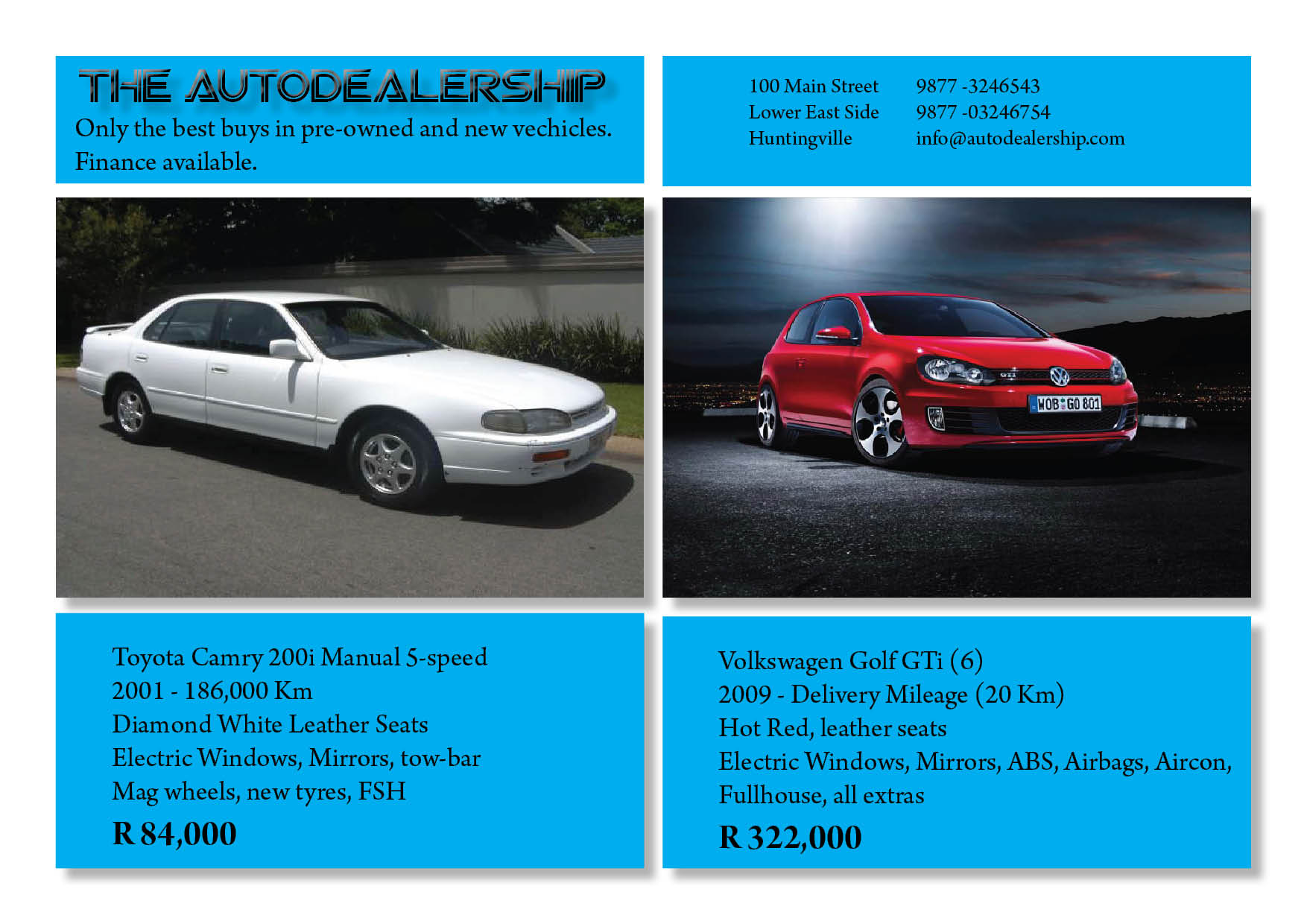 Mike Auto Sales >> Pre-owned Vehicles Direct | Just another WordPress.com weblog